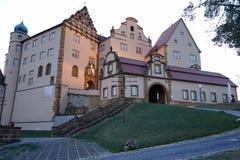 Schloss Kapfenburg Стоковые Фото