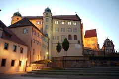 Schloss Kapfenburg Стоковое Фото