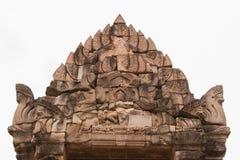 Schloss Khmer stockbilder