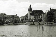 Schloss Klink Lizenzfreies Stockfoto