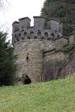Schloss-Kontrollturm Lizenzfreies Stockbild