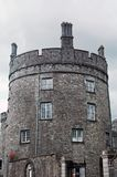Schloss-Kontrollturm Stockfotografie