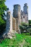 Schloss Kostomlaty Lizenzfreies Stockbild