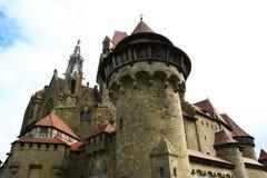 Schloss Kreuzenstein Lizenzfreies Stockbild