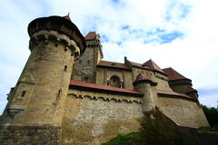 Schloss Kreuzenstein Stockfotografie