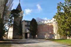 Schloss Laxenburg, Austria Stock Image