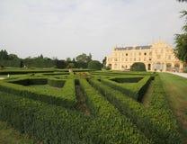 Schloss lednice Lizenzfreie Stockfotos