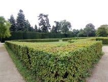 Schloss lednice Stockfoto