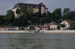 Schloss leiben Stockbilder