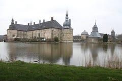 Schloss Lembeck Stockbild
