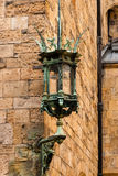 Schloss-Licht Lizenzfreies Stockfoto