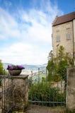 Schloss Liechtenstein lizenzfreies stockbild