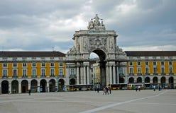 Schloss Lissabon Lizenzfreie Stockfotografie