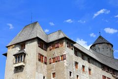Schloss Matzen Castle, Tyrol, Austria Royalty Free Stock Images