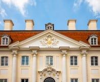 Schloss Meseberg is a Baroque castle Stock Image