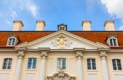 Schloss Meseberg is a Baroque castle Royalty Free Stock Photography