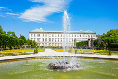 Schloss Mirabell Palace, Salzburg Royalty Free Stock Images