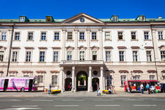 Schloss Mirabell Palace, Salzburg Royalty Free Stock Photography