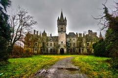 Schloss Miranda Stockfoto