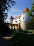 Schloss Mokrice Lizenzfreies Stockfoto