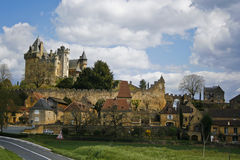 Schloss Montfort Lizenzfreie Stockbilder