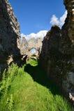 Schloss-MorgenPriory - Lavatorium Stockfotos