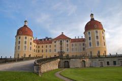 Schloss Moritzburg Stock Images