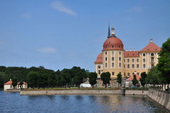 Schloss Moritzburg Royalty Free Stock Photo