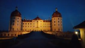 Schloss Moritzburg Royaltyfria Bilder