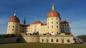 Schloss Moritzburg royalty-vrije stock afbeelding