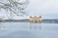 Schloss Moritzburg Castle Stock Photos