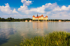 Schloss Moritzburg, Germany Royalty Free Stock Photography