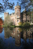 Schloss Moyland Lizenzfreies Stockbild