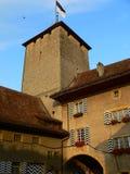 Schloss, Murten ( Schweiz ) Royalty Free Stock Photos