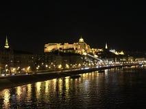 Schloss nachts Stockbilder