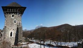 Nevitske Schloss 3 stockbild