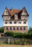 Schloss Neunhof, Nuremberg Stock Photo