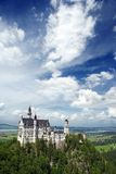 Schloss Neuschwanstein Stockfotografie