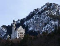 Schloss Neuschwanstein Foto de archivo libre de regalías