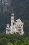 Schloss Neuschwanstein imagem de stock