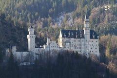 Schloss Neuschwanstein Lizenzfreies Stockbild