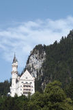 Schloss Neuschwanstein, Bavaria Stock Photography