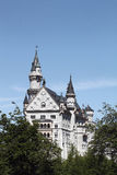 Schloss Neuschwanstein, Baviera Imágenes de archivo libres de regalías