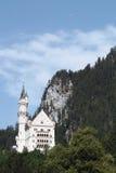 Schloss Neuschwanstein, Baviera Fotografía de archivo