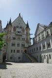 Schloss Neuschwanstein, Baviera Imagen de archivo