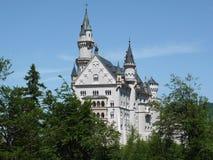 Schloss Neuschwanstein, Bayern Stockfotografie