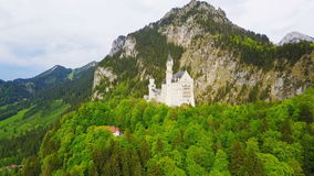 Schloss Neuschwanstein Castle, Germany stock video