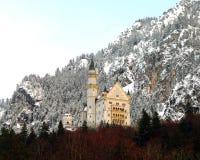 Schloss Neuschwanstein. Famous fairytale castle of Ludwig II in Bavaria (Bayern), Germany Stock Photo