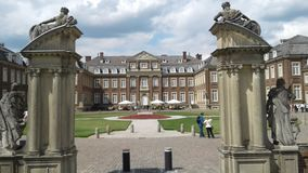 Schloss nordkirchen Imagens de Stock