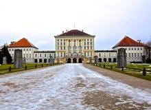 Schloss Nymphenbur Стоковое Изображение RF